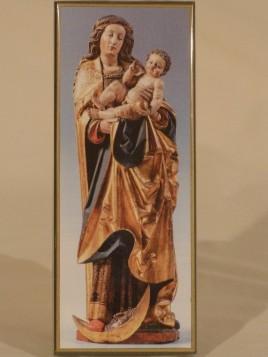Vierge à l'Enfant ancienne de Hans Geiler
